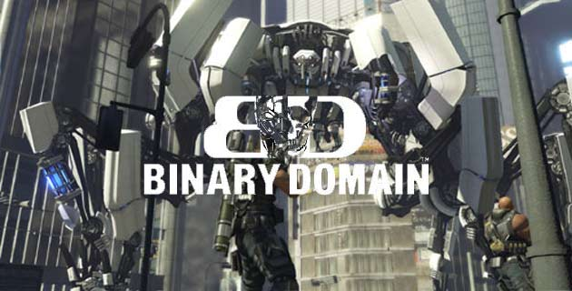 Binary Domain Hands-On Demo Gameplay