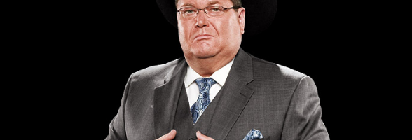 Jim Ross Returns To Commentate In WWE '13