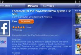 Facebook Issues on the PlayStation Vita Now Fixed