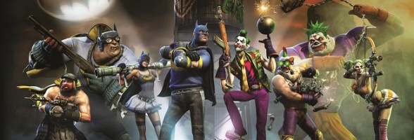 Gotham City Imposters Gets New Update
