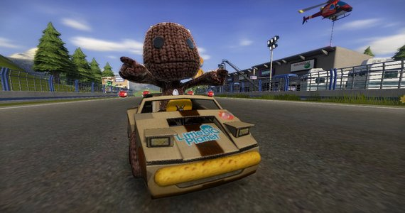 LittleBigPlanet Karting Not Coming to PlayStation Vita