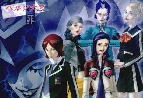 Persona 2: Eternal Punishment Coming to PSP