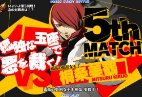 Persona 4 Arena Coming to Arcades in Japan this March
