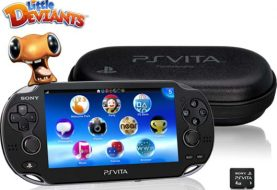 PlayStation Vita Discounted on Amazon