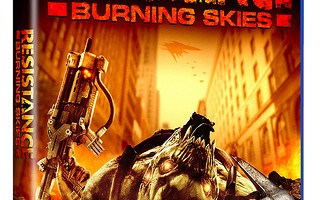 First Resistance: Burning Skies Multiplayer Info Revealed