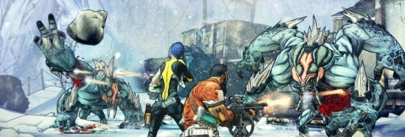 Borderlands 2 Launch Date Trailer Released