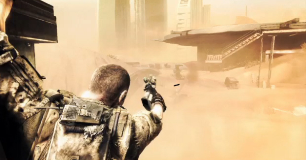 Spec Ops: The Line Is Given An M Rating