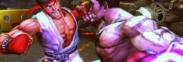Famitsu Review Scores For Street Fighter X Tekken