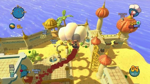 Скачать Игру Worms 5 На Компьютер Бесплатно На Русском - фото 5