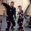Former WWE Wrestlers Doing Motion Capture In WWE '13