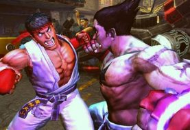Capcom Showcases Street Fighter X Tekken's Opening