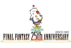 25th Anniversary Final Fantasy Website Opens