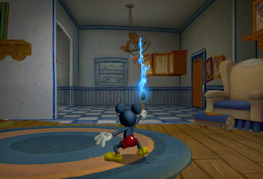 Epic Mickey 2: The Power of Two Coming This Fall, New Screenshots