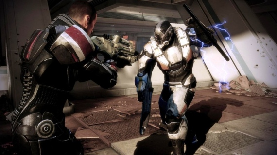 Mass Effect 2 - all information about a game.