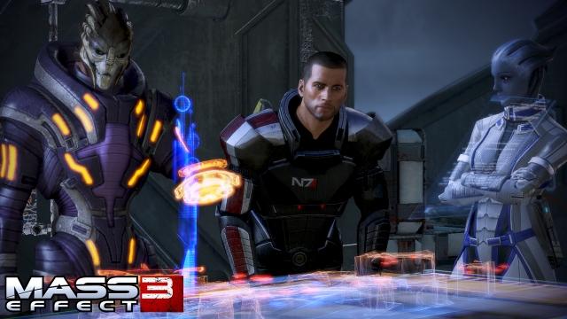Mass Effect 3: Commander Shepard's Bonus Powers Guide