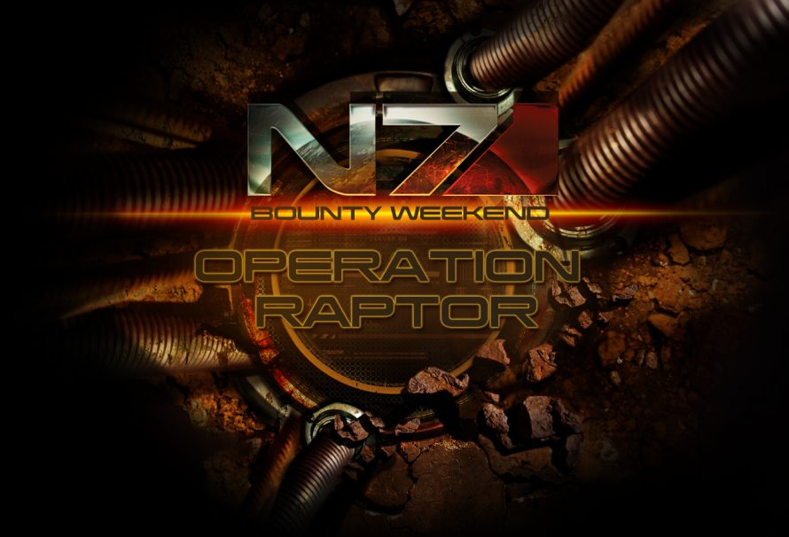 Mass Effect 3 Operation Raptor Challenge Starts This Weekend