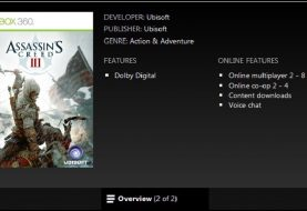 Assassin's Creed III Includes Cooperative Play