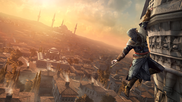 Assassin's Creed: Revelations Heads To The PSN This Friday