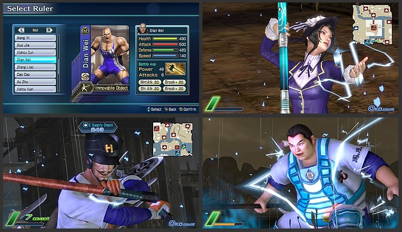 Dynasty Warriors NEXT Gets New DLC Next Week