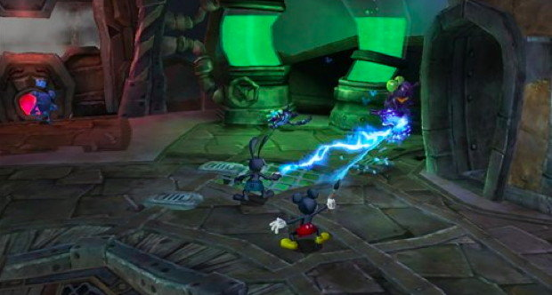 Epic Mickey 2 Officially Announced For PC and Mac