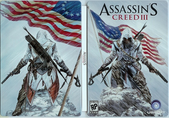 Get Your Assassin's Creed 3 Steelbook As Early As March 10