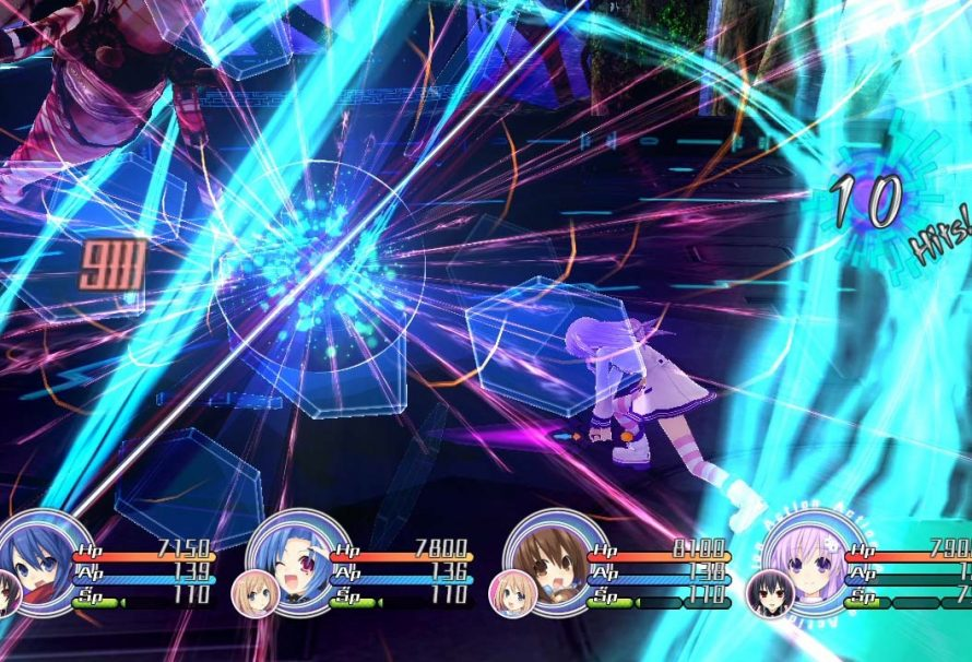 Hyperdimension Neptunia MK2 Hands On Gameplay
