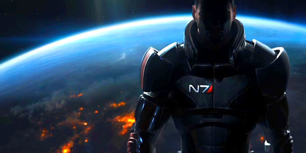 Mass Effect 3: The Default Events Without the Import Save Data