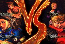 Prices Revealed For Street Fighter X Tekken DLC