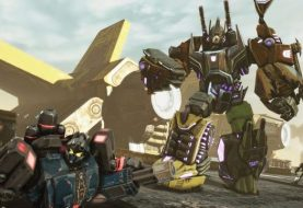 Transformers: Fall of Cybertron Release Date Revaeled; Gameplay Trailer