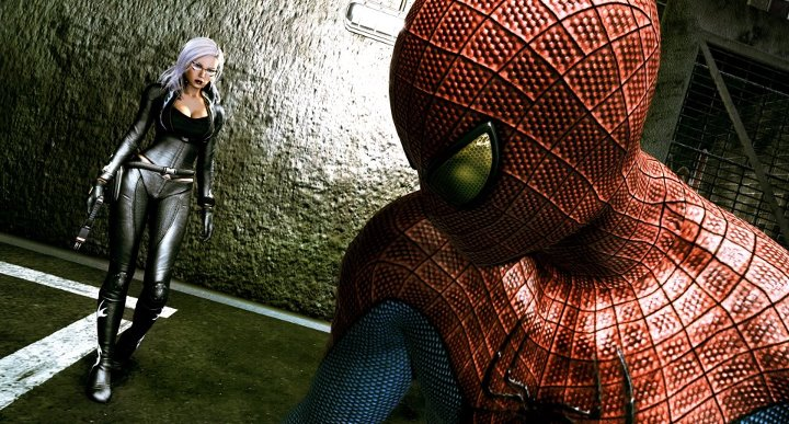 The Black Cat Revealed In The Amazing Spider-Man