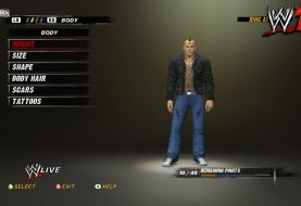 Create A Superstar Improved In PS3 Version Of WWE '13