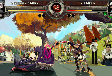 Skullgirls Coming To PSN This Tuesday