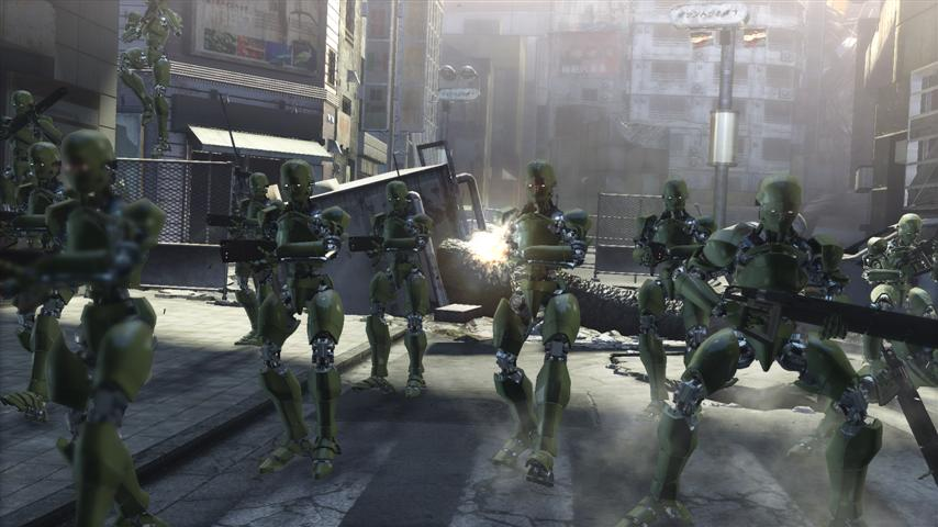 Binary Domain PC Gets Official Release Date