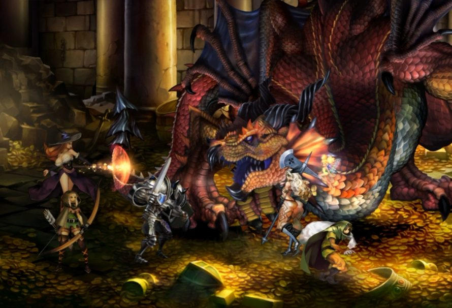 Atlus to Publish Dragon's Crown in North America and Japan