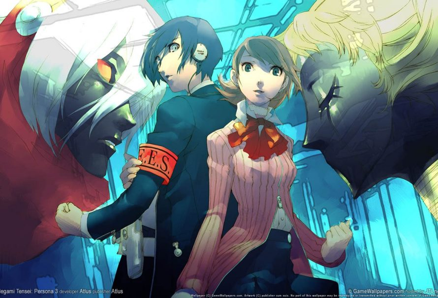 Persona 3 FES Coming to PSN Next Week as a PS2 Classic Game