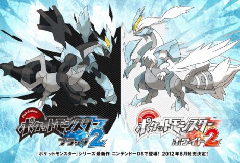 First English Pokémon Black And White 2 Trailer Released
