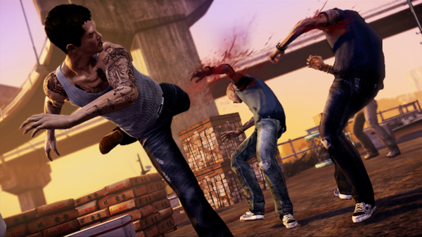 Combat Takes Center Stage in New Sleeping Dogs Trailer