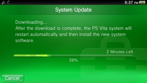 PS Vita 1.65 Firmware Detailed; Coming Soon
