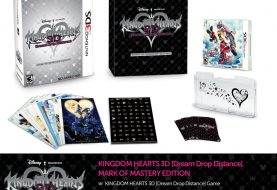 Kingdom Hearts 3D: Mark of Mastery Edition Announced