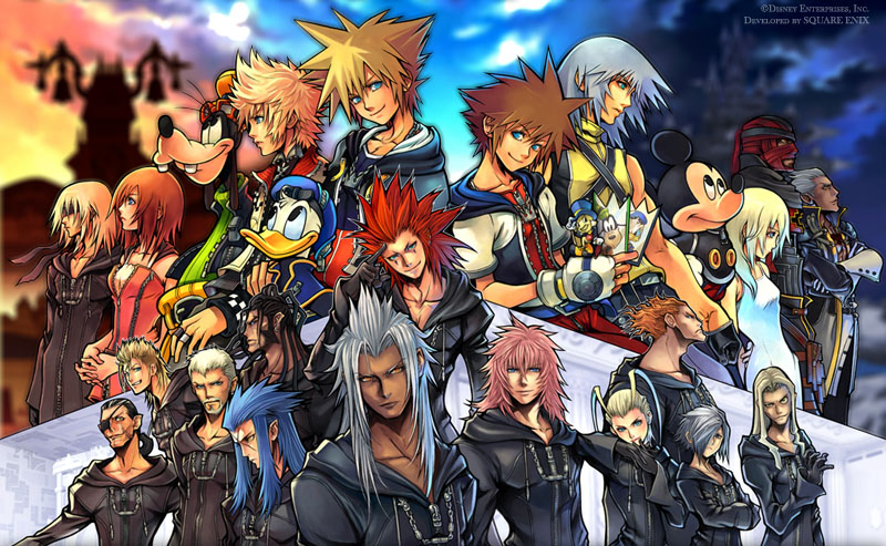 Tetsuya Nomura Teases New Kingdom Hearts Announcement