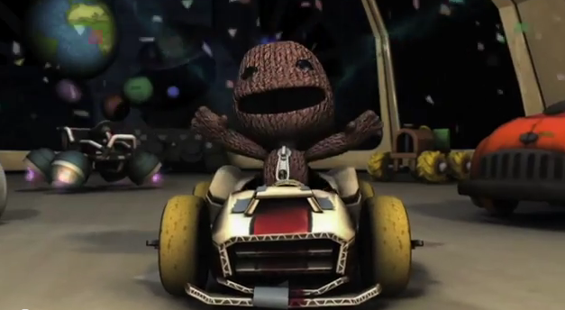 New LittleBigPlanet Karting Shows Off Cool New Features