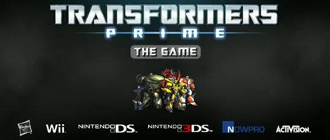 Transformers: Prime - The Game Debut Trailer