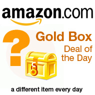 Amazon Gold Box Deal Coming Up