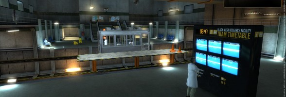 Ambitious Half-Life Remake Black Mesa: Source Coming Soon
