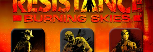 Sony Addresses Resistance Burning Skies Preorder DLC Problems