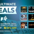 Playstation Store 'Ultimate Editions' Coming Tomorrow, Big Sales