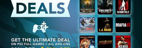 Playstation Store 'Ultimate Editions' Coming Tomorrow, Big Sales