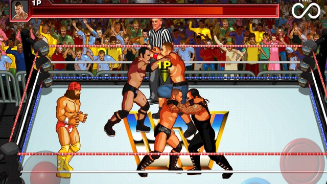 More WWE WrestleFest DLC Packs Being Released
