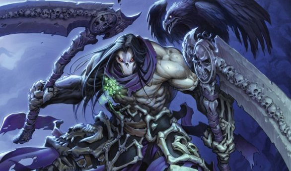 Darksiders II 2012 Steam pre-load 8GB No Crack PC screen 2.