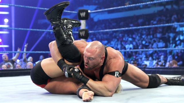will ryback be in wwe 13 just push start